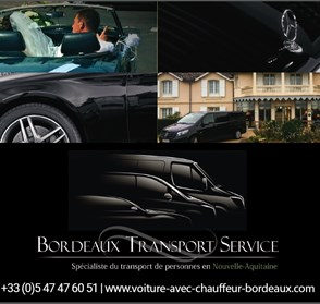 Bordeaux Transport Service