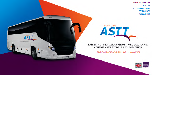 A.S.T.G  GROUPE ASTT - A.S.T.G  GROUPE ASTT